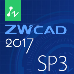 ZWCAD 2017 – Service Pack 3